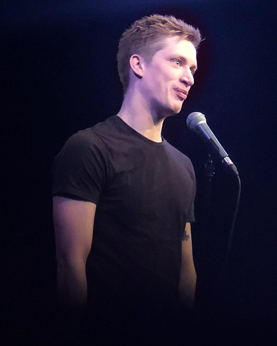 Today is all about...Daniel Sloss