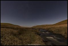 Elan Valley nightscape