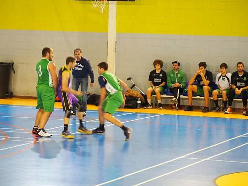 J9-liga Preferente - Sen Masc CB Teixereta vs CB Elda (2-12-17)