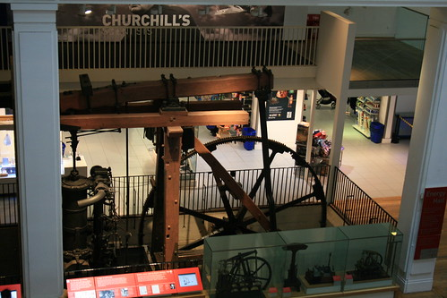 """Science Museum London Steam • <a style=""""font-size:0.8em;"""" href=""""http://www.flickr.com/photos/160223425@N04/38864916772/"""" target=""""_blank"""">View on Flickr</a>"""