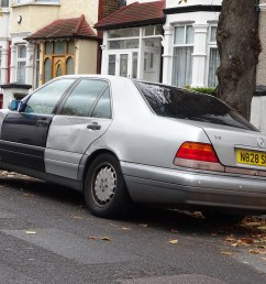 1996 mercedes benz s 420 auto neil s classics tags vehicle 1996 mercedes benz [ 1024 x 768 Pixel ]