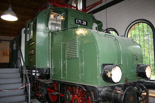 "Deutsches Technikmuseum Railway • <a style=""font-size:0.8em;"" href=""http://www.flickr.com/photos/160223425@N04/38068838115/"" target=""_blank"">View on Flickr</a>"