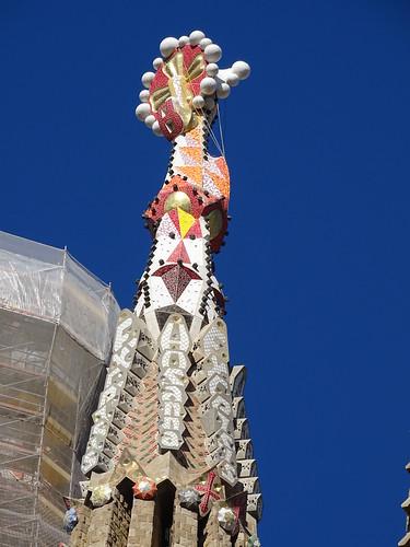 "Sagrada Família Gaudi Barcelona • <a style=""font-size:0.8em;"" href=""http://www.flickr.com/photos/160223425@N04/38778081712/"" target=""_blank"">View on Flickr</a>"