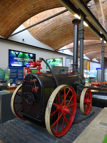 "Steam Engines 2 Terrassa Technology Museum • <a style=""font-size:0.8em;"" href=""http://www.flickr.com/photos/160223425@N04/27057680189/"" target=""_blank"">View on Flickr</a>"