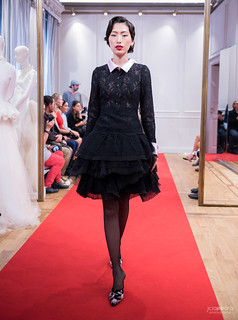 Curiel Fashion Show - Milan Fashion Week - JCiappara Photography