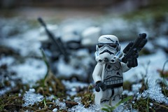 Stormtrooper helmets are your best friend in harsh environments.