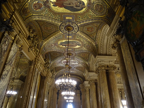 "Opéra Garnier Paris • <a style=""font-size:0.8em;"" href=""http://www.flickr.com/photos/160223425@N04/38857337971/"" target=""_blank"">View on Flickr</a>"