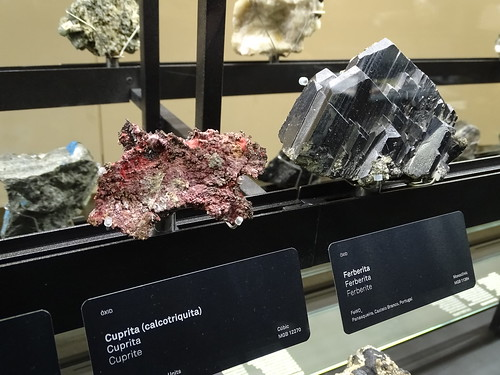 """Museu Blau Barcelona Minerals • <a style=""""font-size:0.8em;"""" href=""""http://www.flickr.com/photos/160223425@N04/27031986509/"""" target=""""_blank"""">View on Flickr</a>"""