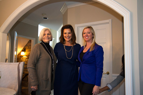 """Gretchen-Whitmer-for-Michigan-Governor-7117 • <a style=""""font-size:0.8em;"""" href=""""http://www.flickr.com/photos/149968310@N07/37626023035/"""" target=""""_blank"""">View on Flickr</a>"""