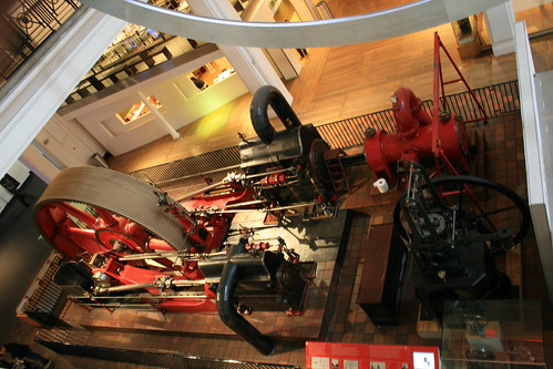 """Science Museum London Steam • <a style=""""font-size:0.8em;"""" href=""""http://www.flickr.com/photos/160223425@N04/27118965619/"""" target=""""_blank"""">View on Flickr</a>"""