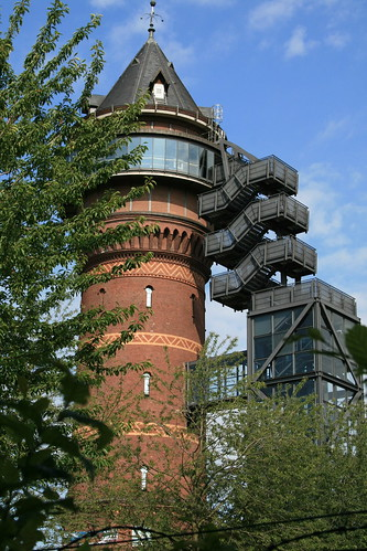 """Wasserturm Styrum • <a style=""""font-size:0.8em;"""" href=""""http://www.flickr.com/photos/160223425@N04/38181749364/"""" target=""""_blank"""">View on Flickr</a>"""