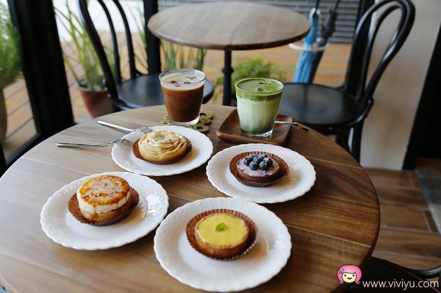 北屯區咖啡館,台中北屯區,台中咖啡館,台中甜點,台中美食,舞森咖啡 @VIVIYU小世界