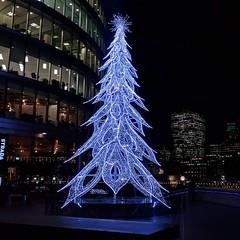 Christmas Tree at More London