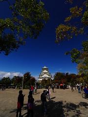大阪城Osaka Castle
