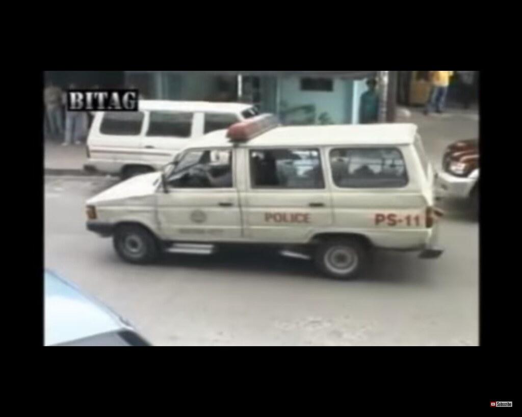 hight resolution of toyota tamaraw fx police car renan sityar tags toyota tamaraw fx car