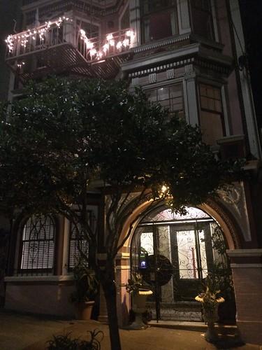 The house of Janis Joplin