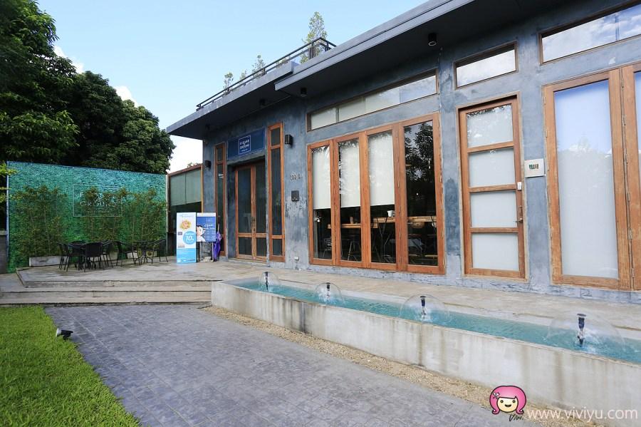 [清萊美食]Figure&Ground Museum Cafe.充滿美國漫威人物公仔~網美/年青人的最愛.放鬆休息的好地方 @VIVIYU小世界