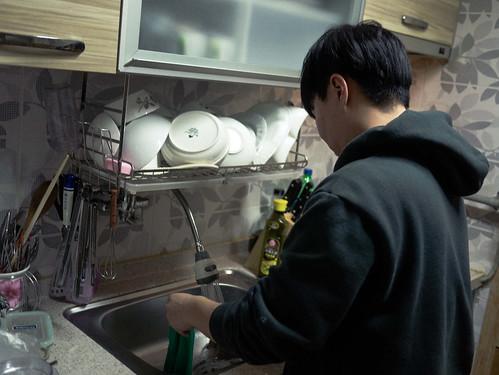 Mokjang at Ill-Kwons house_MDY_180208_9