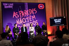 20180208 - Conferência de Imprensa - EDP Live Bands'18 @ Sede da EDP