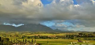 Val du Charron view, Western Cape