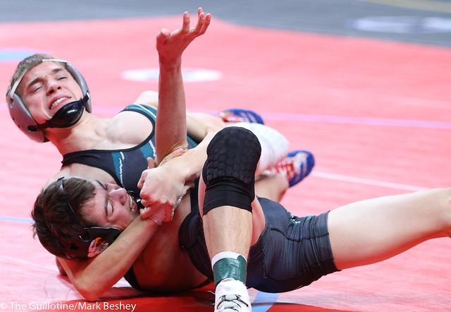 113A 3rd Place Match - Brett Willaby (Windom-Mountain Lake) 41-4 won by major decision over Carter Jonsagaard (Lewiston-Altura-Rushford-Peterson) 34-13 (MD 13-4) - 180303bmk0024