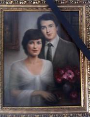 Tablou ctitori CCSVaratic  Sheila si Dianu Sfrijan