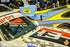 Retromobile 2018 cinecars a-125
