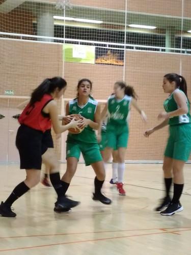 J2-Cdte Fem CB Elda vs CB Santa Pola (26-1-18)