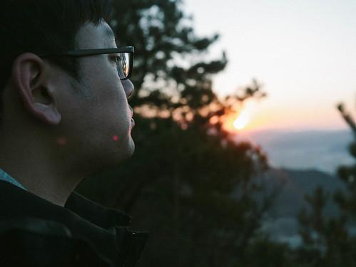 Climbing Geom-moo mountain for sunrise_MDY_180101_52