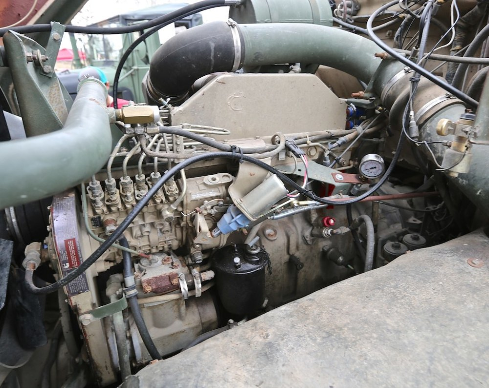 medium resolution of 1991 bmy 5 ton engine bill jacomet tags hot rod riot 2018 schroeder