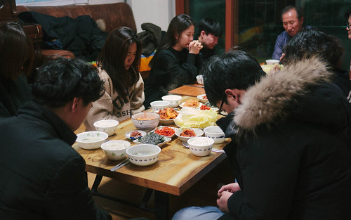 Mokjang at KyeongSeop's house_MDY_180104_5