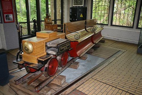 "Deutsches Technikmuseum Railway • <a style=""font-size:0.8em;"" href=""http://www.flickr.com/photos/160223425@N04/38918720382/"" target=""_blank"">View on Flickr</a>"