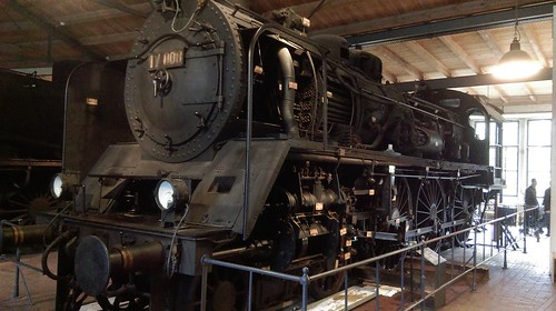 "Deutsches Technikmuseum Railway • <a style=""font-size:0.8em;"" href=""http://www.flickr.com/photos/160223425@N04/38068873255/"" target=""_blank"">View on Flickr</a>"