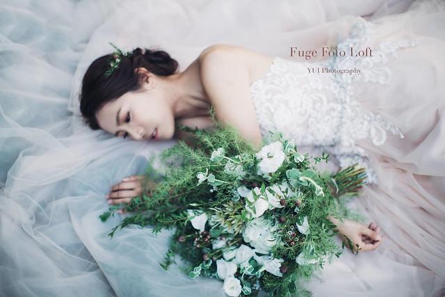 台南自助婚紗YUI Photography