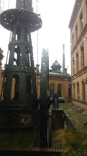 "Deutsches Technikmuseum Railway • <a style=""font-size:0.8em;"" href=""http://www.flickr.com/photos/160223425@N04/24090185657/"" target=""_blank"">View on Flickr</a>"