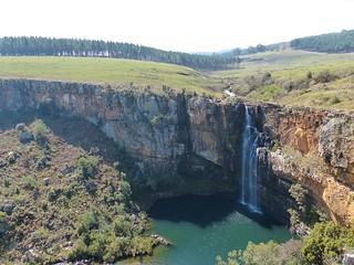Mpumalanga waterfall, South Africa