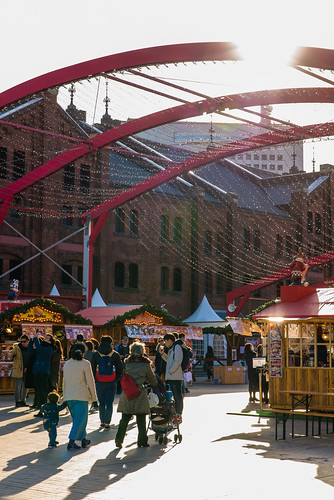 Yokohama Red Brick / 橫濱紅磚倉庫
