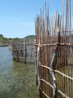 Kosi Bay fish traps, KwaZulu-Natal
