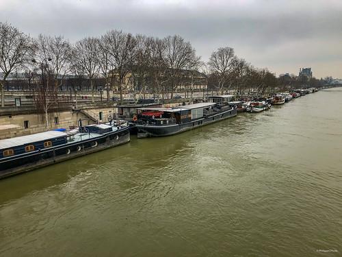 Crue de la Seine (Février 2018)