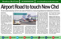 gmada-airport-road-news