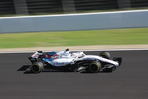 Sergey Sirotkin during Formula One Winter Testing 2018