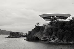Museo de arte moderno. Oscar Niemeyer