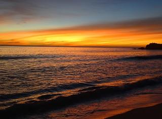 Constance Lemuria sunset, Praslin