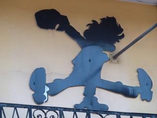 """""""graffiti"""", La Réunion"""