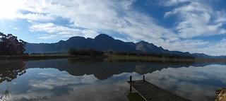 Bartholomeus Klip dam, Western Cape