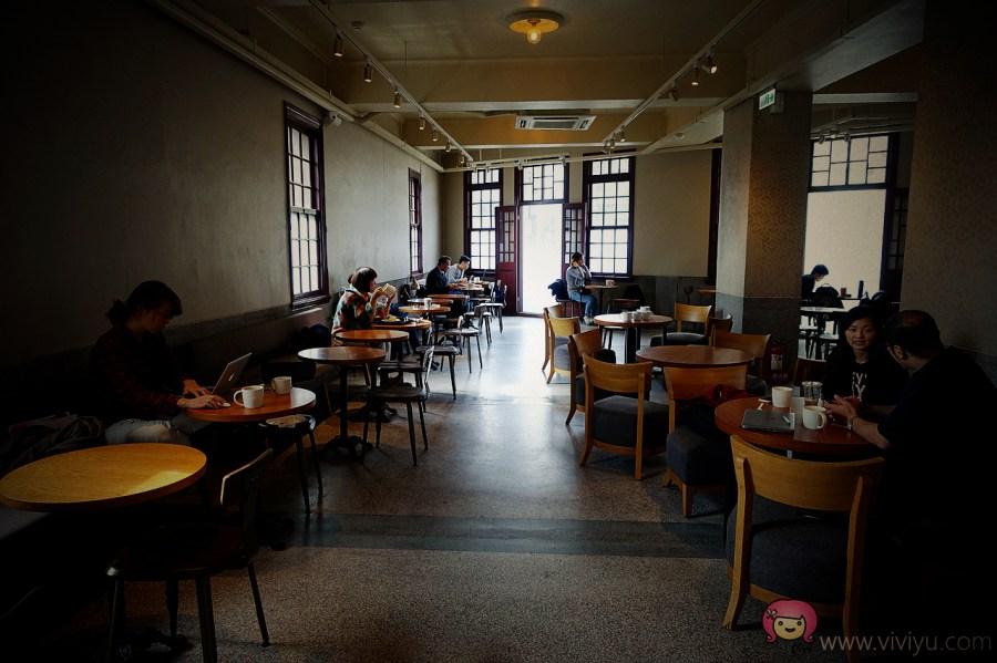 [萬華美食]星巴克艋舺門市.林家古宅與文青咖啡結合~萬華火車站旁 @VIVIYU小世界