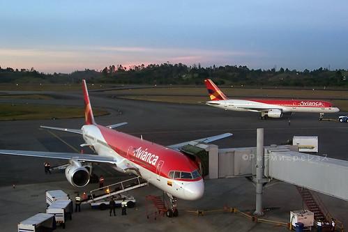 Avianca Boeing 757-200 MDE