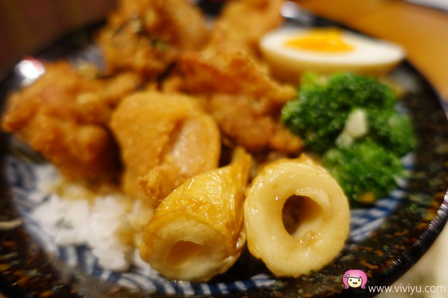 [桃園美食]勝味丼~新開平價日式料理店.餐點新鮮現點現做.適合家庭聚會用餐 @VIVIYU小世界