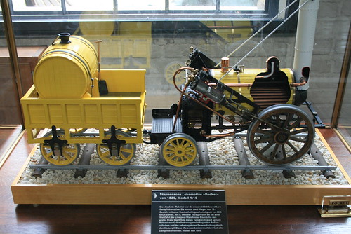 "Deutsches Technikmuseum Railway • <a style=""font-size:0.8em;"" href=""http://www.flickr.com/photos/160223425@N04/27178011829/"" target=""_blank"">View on Flickr</a>"