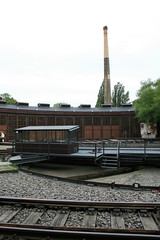 "Deutsches Technikmuseum Railway • <a style=""font-size:0.8em;"" href=""http://www.flickr.com/photos/160223425@N04/38068854385/"" target=""_blank"">View on Flickr</a>"